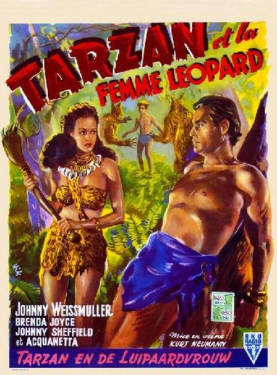 Tarzan Les Films